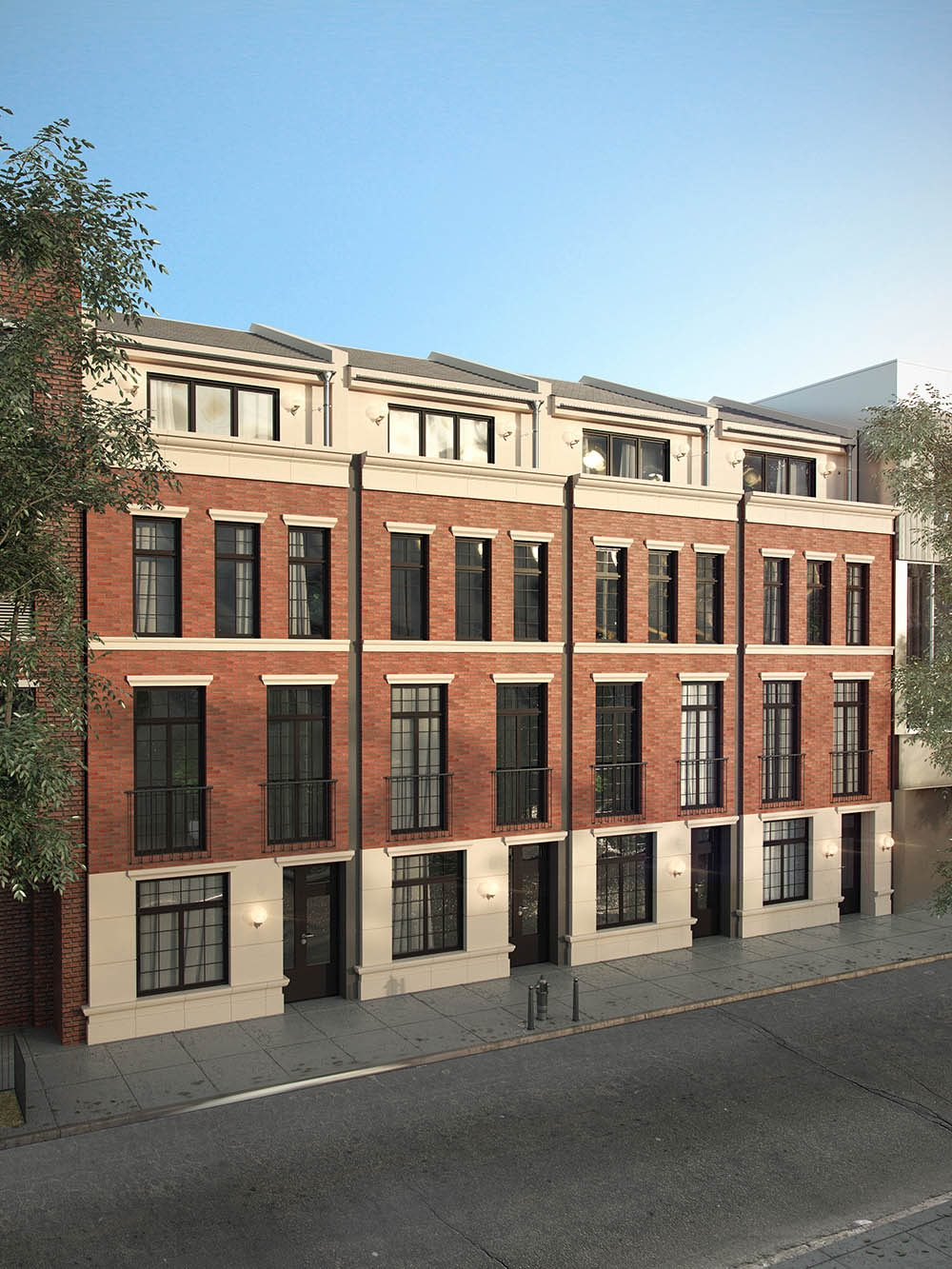 127-131 1st Street Townhomes